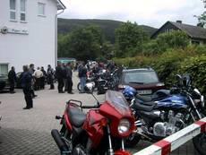 Motorrad Hotel im Sauerland 1