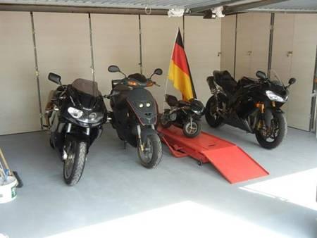 Garage - Werkstatt