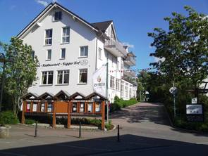 Hotel Restaurant Bigger Hof Front